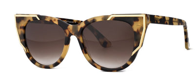 Thierry Lasry Butterscotchy 228 - Brown Gradient 56-18-140 Sunglasses