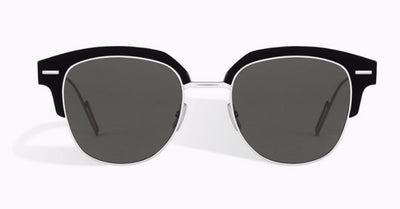 Dior Dior Tensity 07C5 Black Crystal / 2K Gray 48-19-150 Sunglasses
