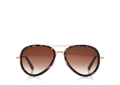 Tom Ford Miles Aviator FT0341 sunglasses from Daas Optique