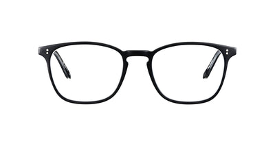 Garret Leight Boon 1059 MBK Matte Black / Demo 48-20 Eyeglasses