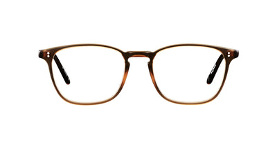 Garret Leight Boon MESP Matte Espresso - Demo 48-20 Eyeglasses