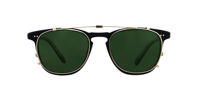 Garrett Leight Kinney 5007 Clip On clip on sunglasses from Daas Optique