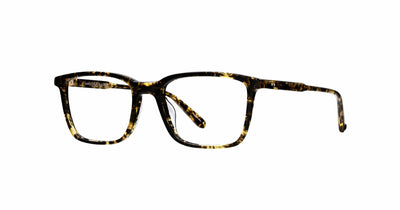 Garrett Leight Marco 1068 BKA Black Amber / Demo 50-20-145 Eyeglasses