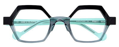 Anne et Valentin  PINKY in the color 8A25 blue