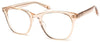 SALT Meg Antique Rose / Demo 51-20-140 Eyeglasses