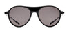 SALT ST. Hubbins Black - Black Sand / Polarized Grey 55-19-145 Sunglasses