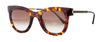 Thierry Lasry Nudity 008 - Havana Tortoise and Gold 50-23-140 Sunglasses