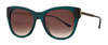 Thierry Lasry Strippy sunglasses from Daas Optique