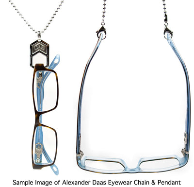 Alexander Daas Compassion eyeglasses from Daas Optique