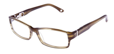 Alexander Daas Fillmore eyeglasses from Daas Optique