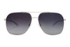 Barton Perreira  Aeronaut Polarized with AR. Silver / Nightfall
