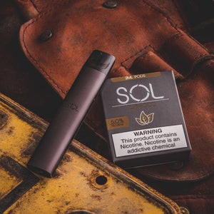 SOL Replacement POD CLASSIC Flavor (4ml)