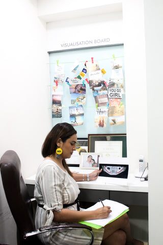 doctor bandra clinic dental care experteeth vision board women empower