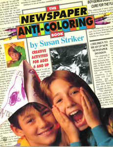 The Newspaper Anti-Coloring Book®