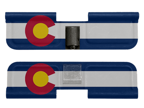 Colorado Flag - Ejection Port Dust Cover