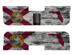 Distressed Florida State Flag - Ejection Port Dust Cover