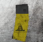 PMAG 10-round - Full Distressed Gadsden