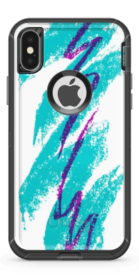 Jazz- Iphone Otterbox Defender Case