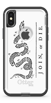 Join or Die - Iphone Otterbox Defender Case