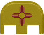Glock Slide Cover Plate - New Mexico