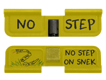 No Step on Snek - Ejection Port Dust Cover