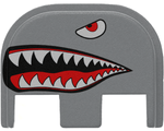 Glock Slide Cover Plate - Shark