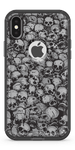Skulls - Iphone Otterbox Defender Case