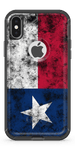 Texas Flag - Iphone Otterbox Defender Case