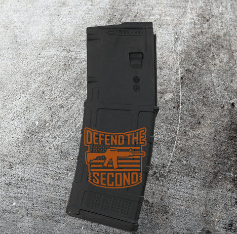 PMAG 30-round - Defend the Second Color