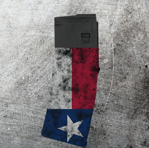 PMAG 30-round - Full Distressed Texas