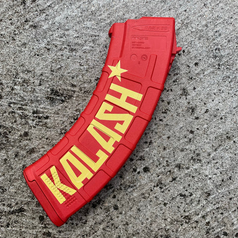 Kalash Red AK PMAG