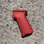 Cerakote Red AK Grip