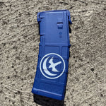 Blue Falcon Moon PMAG