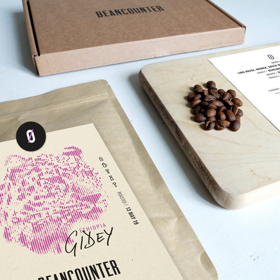 BEANCOUNTER DECAF COFFEE CLUB