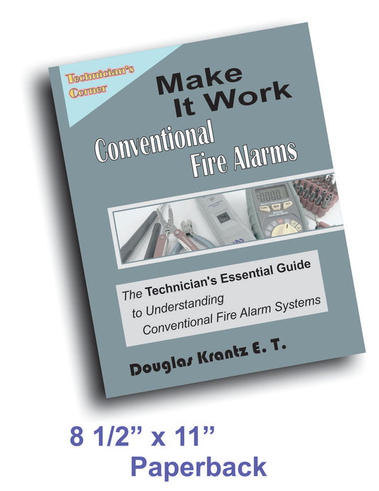 Make It Work - Conventional Fire Alarms > Paperback