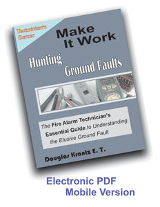 Make It Work - Hunting Ground Faults - Mobile Version
