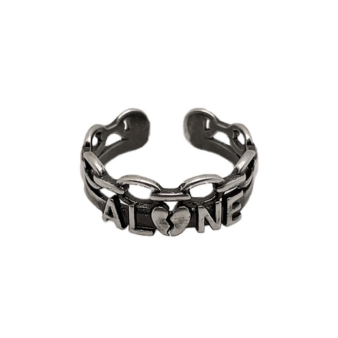 ALONE RING