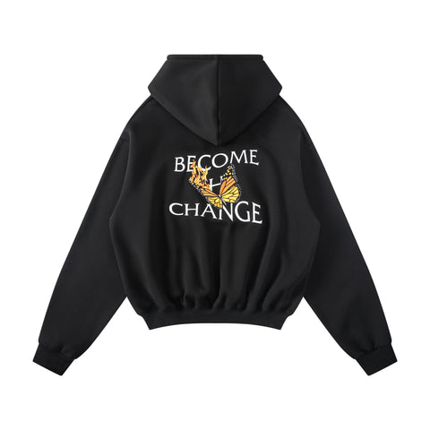 BECOME THE CHANGE HOODIE