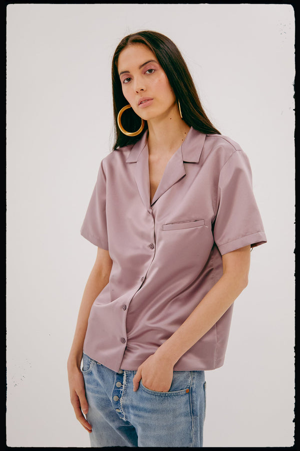Unisex Big Box Bowling Shirt