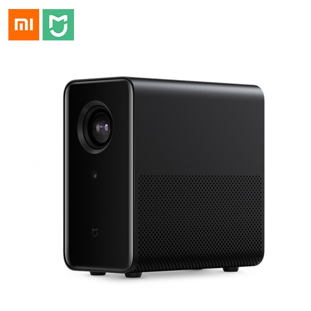 Xiaomi Mijia DLP Projector TV Android CPU T968 1080 Full HD 4K Wifi 2.4G/5GHz Wireless Connect  Bluetooth Quad Core 2GB 16GB