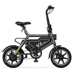 UPDATED [Free Duty] Original Xiaomi HIMO V1 Plus Portable Folding Electric Moped Bicycle 250W 60km Electric Moped Mileage 100kg capacity