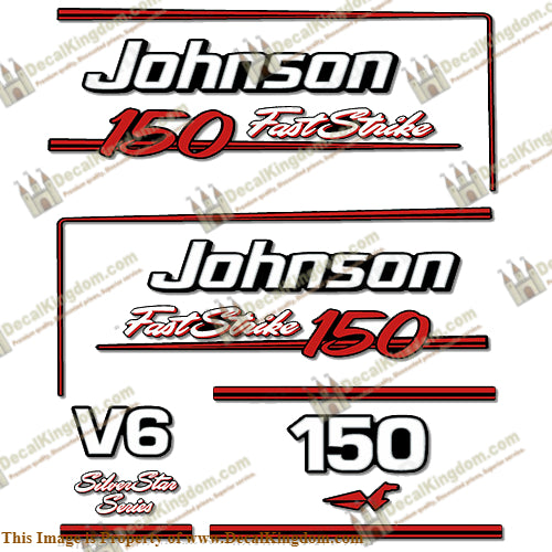 Johnson Decals