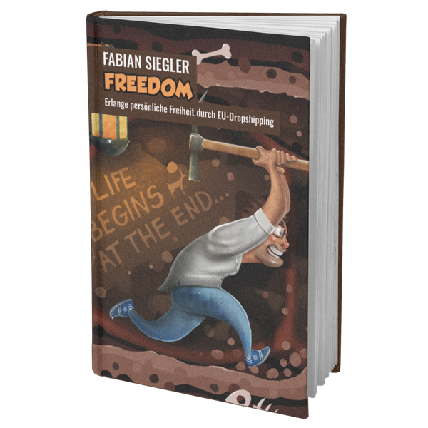 Mission FREEDOM I Dropshipping Ratgeber