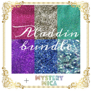 Aladdin Bundle with MYSTERY Mica