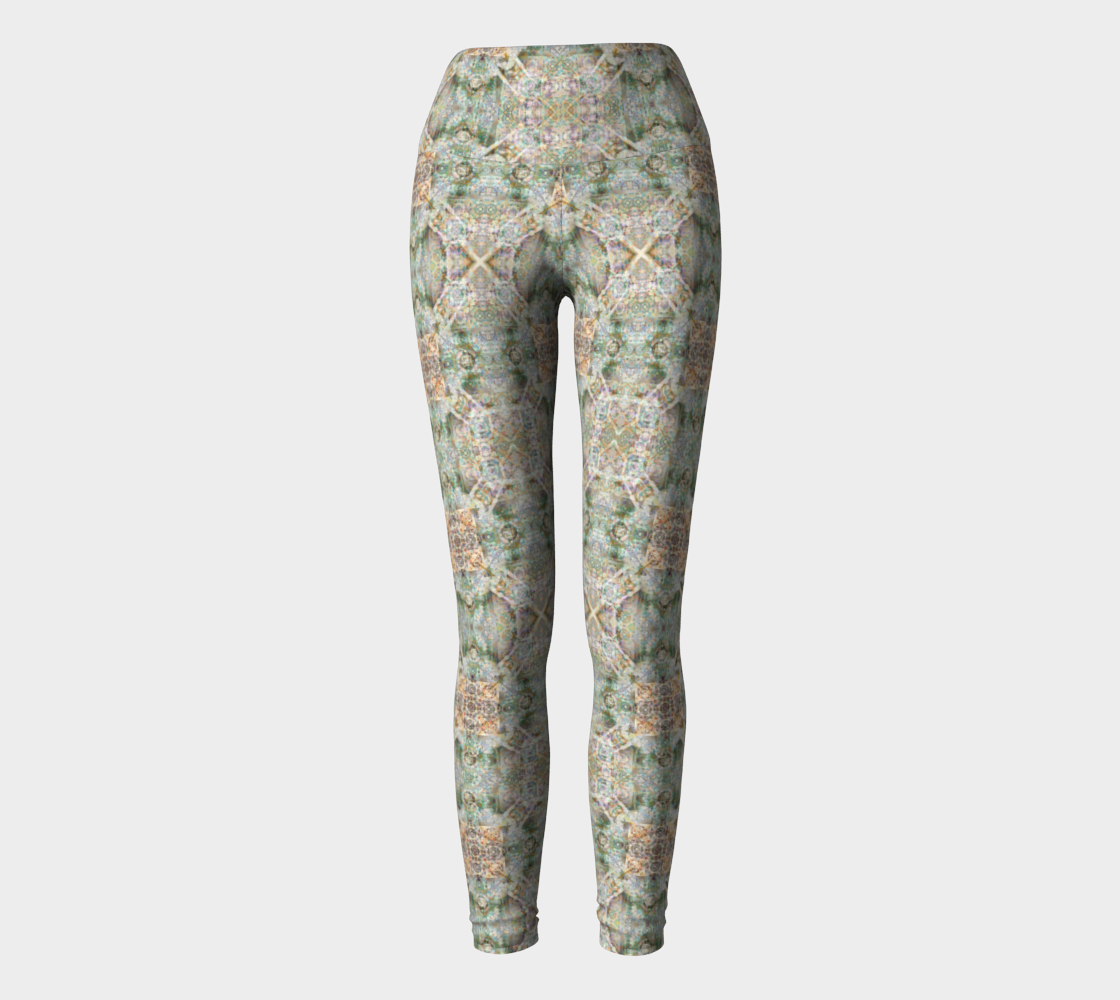 55baadcb875a5d ... Load image into Gallery viewer, yoga leggings, high waisted yoga pants,  colorful patterned ...