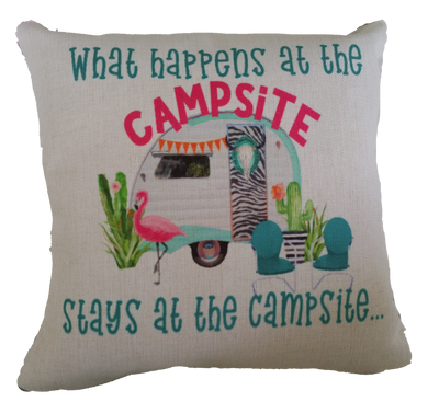 Pillow - What Happens At The Campsite