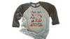 Raglan Shirt - This Girl Loves Fall Camping Shirt