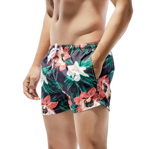 Mens Breathable Swim Trunks