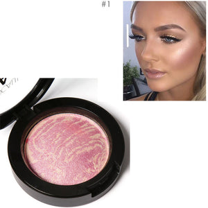 FOCALLURE Brand Make Up Blushes Powder