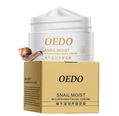 2018 OEDO Brand New Skin Repair Snail White Cream